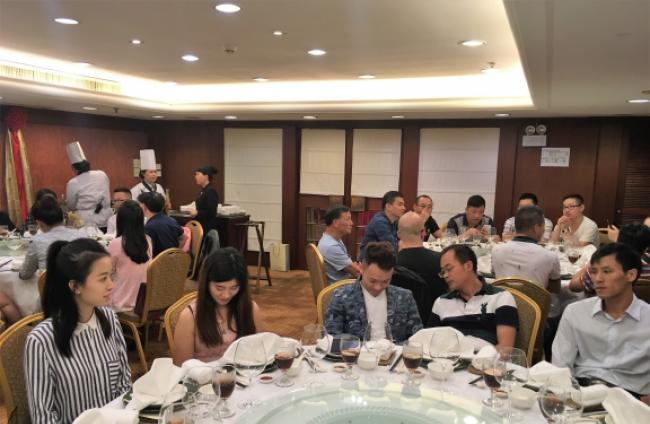 Annual Dinner 2018 Shenzhen