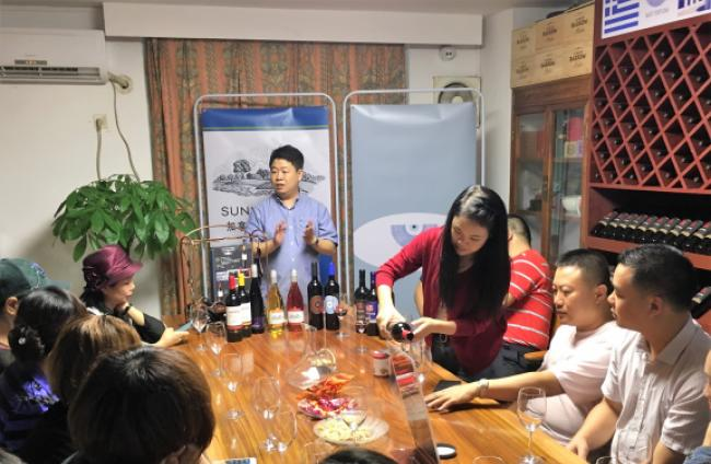 Wine Seminar in North Shenzhen Store